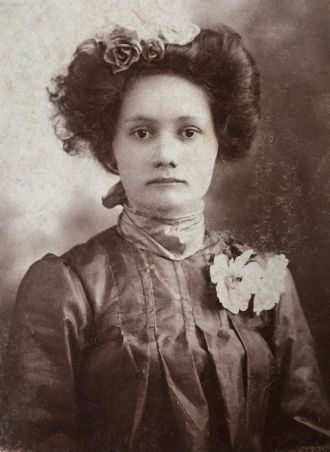 Frances Veronical Aldridge Jacks