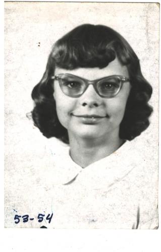 Ruth Petersen Leslie Jr. High 1953-54