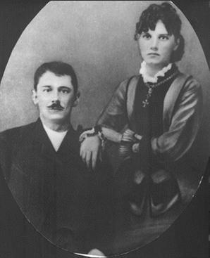 Hebert & Leclaire circa 1881, Michigan