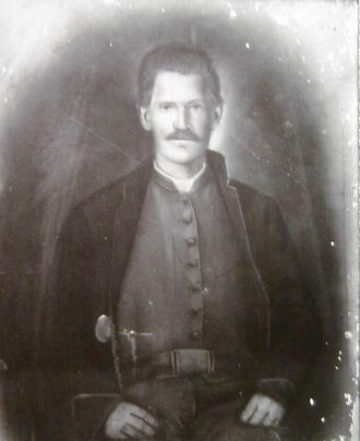 A photo of John W Harness