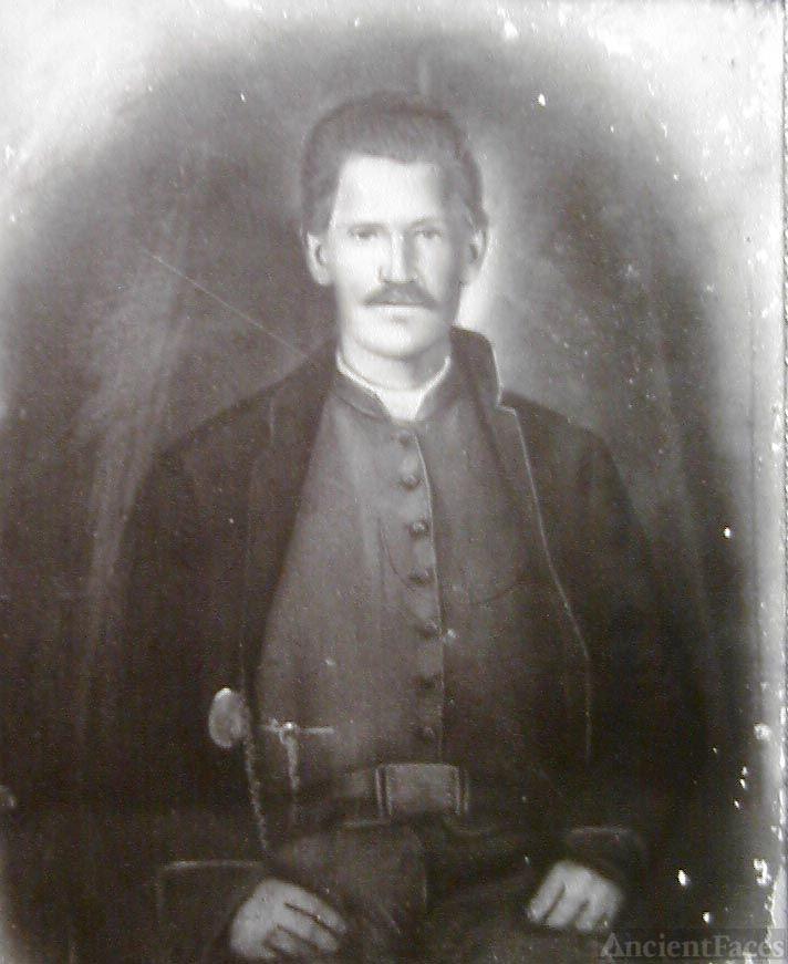 Sgt. John W. Harness