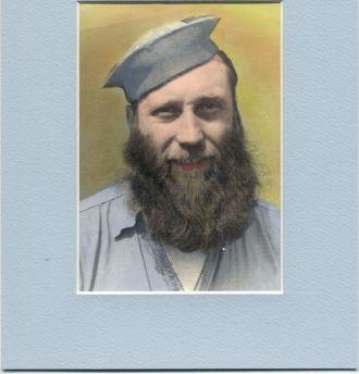 Lester Hays USN  1943 WA