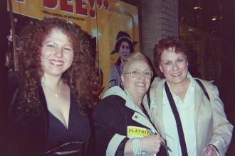 Marina Kassova, Amanda Steveson, Judy Kaye