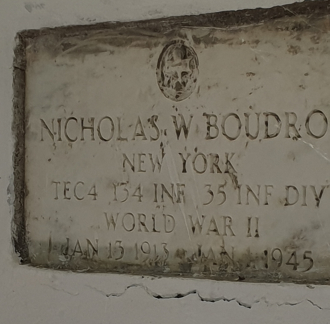 Nicholas William Boudros
