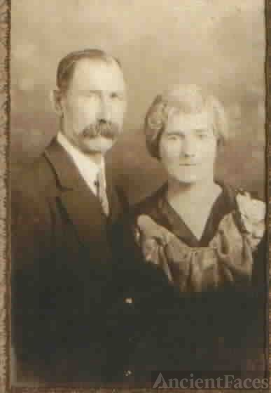 John & Mamie (Leonard) Baldwin