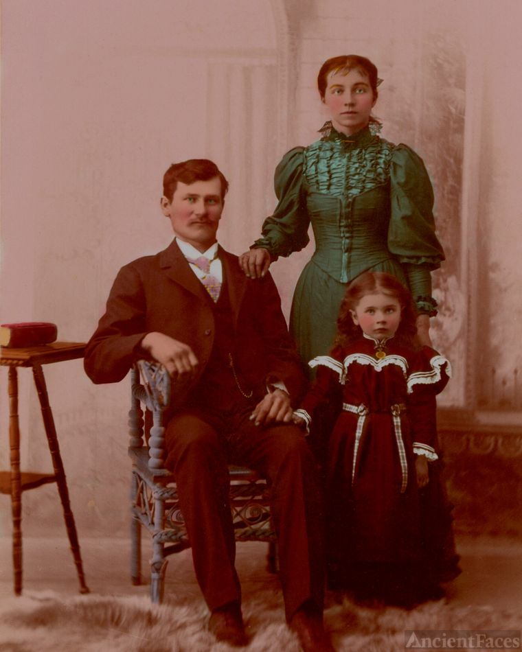 Fred Bachman Family