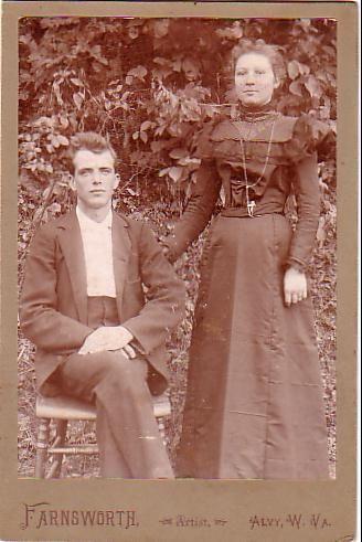 Ernest & Eliza Bond