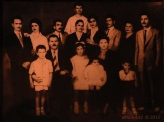 The Efremidis Family, Greece