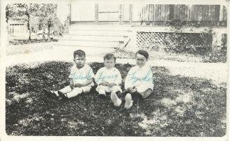 Leland, Lewis, and Lyndon Goldin