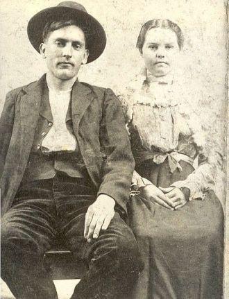 Caleb and Alice East Jackson
