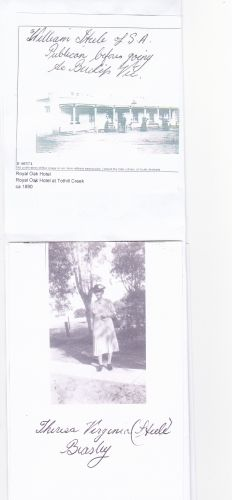 A photo of Theresa Virginia (Steele) Beasley