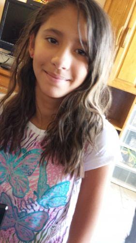 A photo of Angelina Bruce
