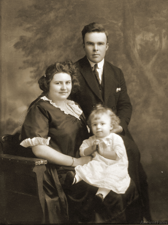 Everett Van Kleeck Family