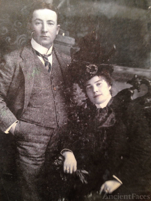 John W and Rose Doudell