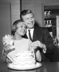 Glenn Maxwell & June Allyson 2nd marriage