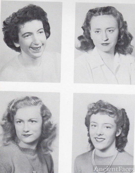 Helen Sims 1946 Salinas