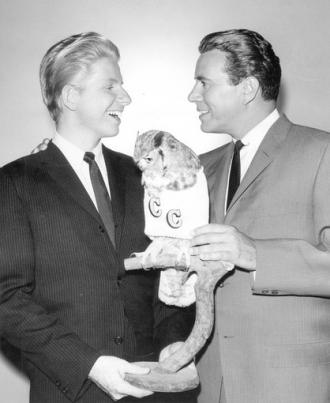 Jimmy Devon Boyd and John Forsythe