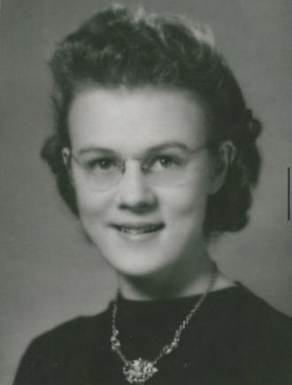 Marjorie (Harris) Fish