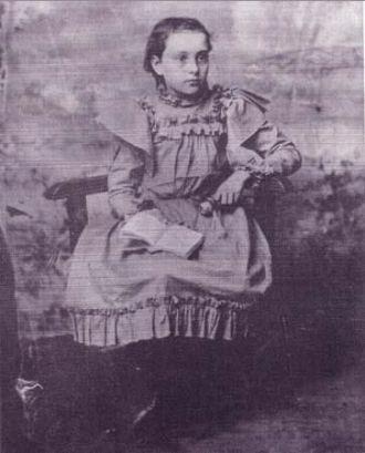 A photo of Bessie Marguerite  Chaffee