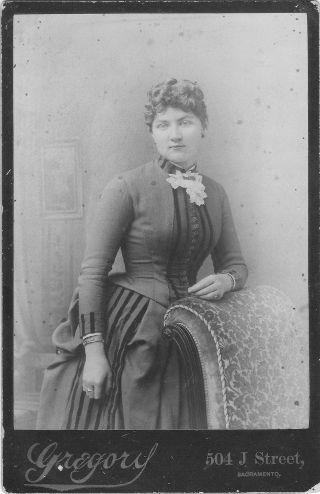 Mamie Langford