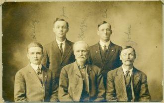 George W. Oldfield & sons