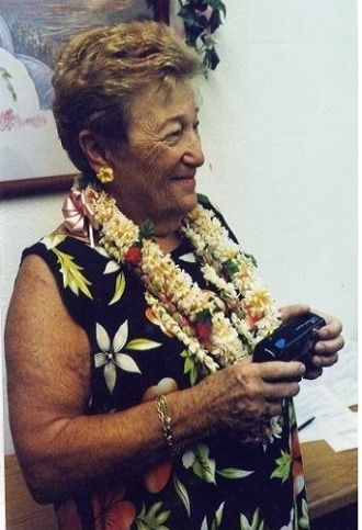 Leonore Greenberg, 1998