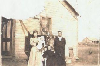 Parnell family, 1885