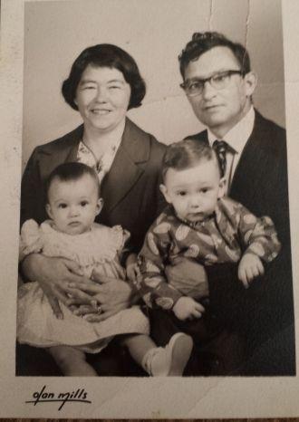 Bonnie McGrady family