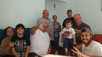 Luiz Carlos Lozano family photo