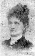 Martha A. 'Mattie' Brooks, Tennessee c1875