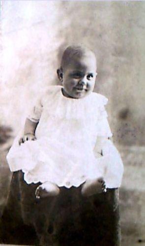 Baby Roy Miller Nichols