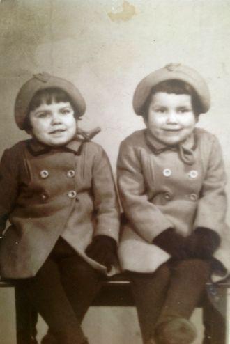 Winifred & Margaret Fleming