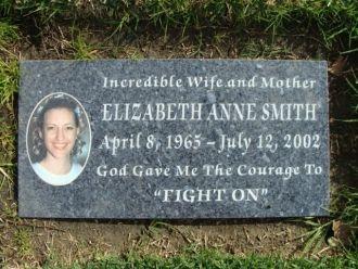 Elizabeth A Smith gravesite