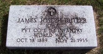 James Joseph Butler