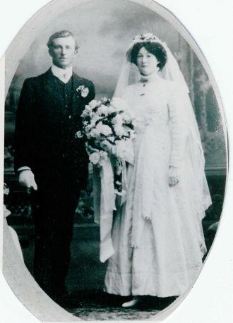Mabel Victoria King Henry