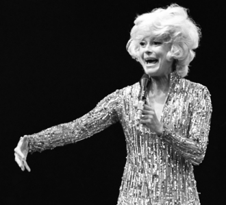A photo of Carol Elaine Channing