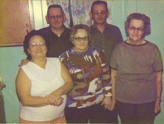 Galgoczi Gathering  in Rosebush, Michigan