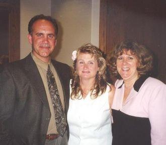 John Kroetch, Sue Gillett, Kathy Kroetch
