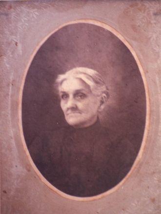 Ann Gwinn or gwyn b: 1834