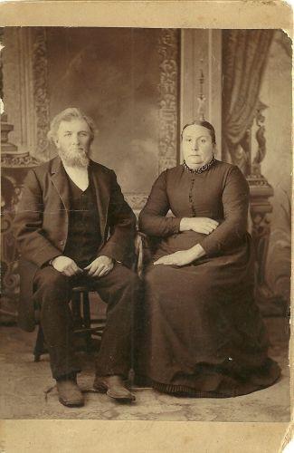 Lorenzo and Caroline  Dunbarr Leonard