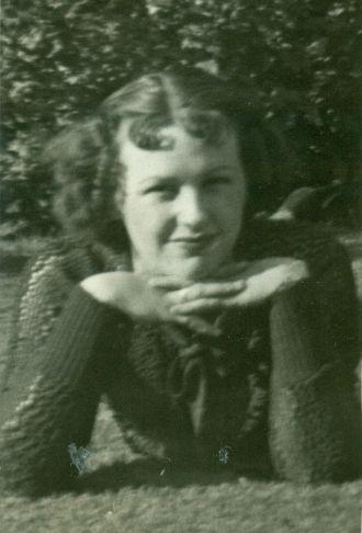 Doris Ione Williams (September 18, 1916 - March 10, 1993)
