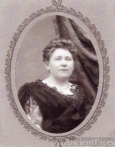 Anna Tisserand Fritz