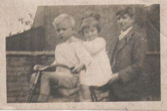 Skid and Olga Stevenson