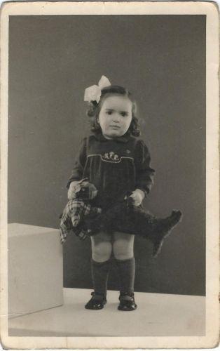 Rita Magnus 1943