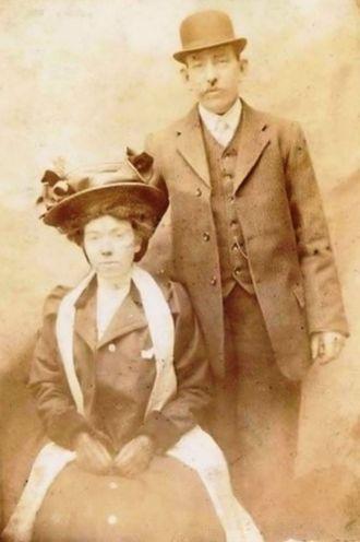 John Notman & Sarah Cudworth