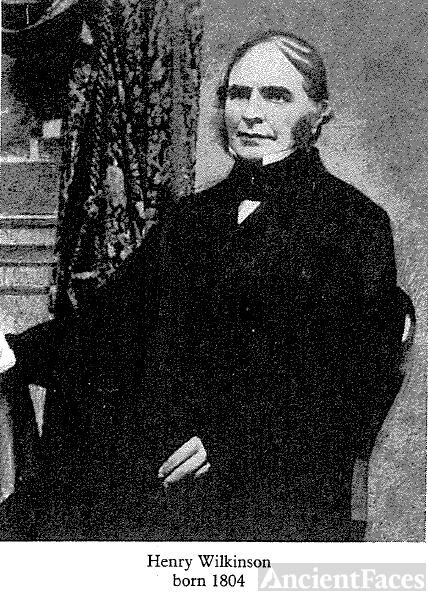 Henry Arthur Wilkinson