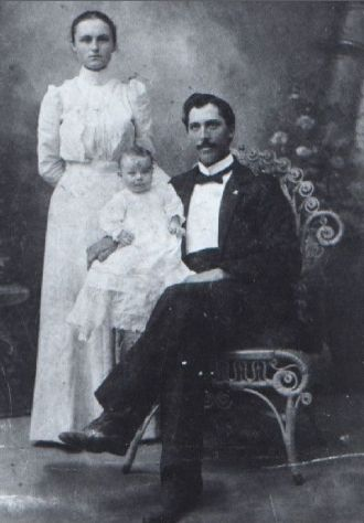 Robert Andrews & family