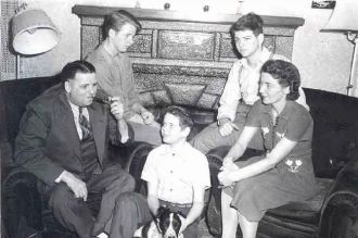 Lewis Roberts Family