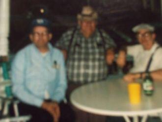 JIMMY, RAYMOND & EDWARD CUFFLY