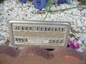 Jerry Flaherty marker
